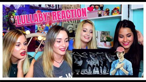 got7 lullaby spanish eng sub got7 lullaby mv spanish reaction youtube