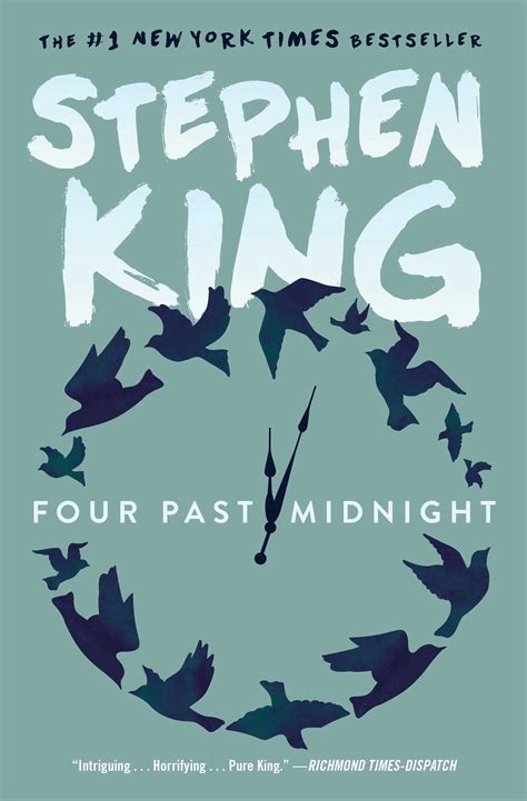 four past midnight four past midnight book by stephen king official publisher page simon schuster