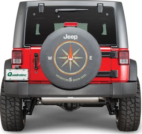 Tire Cover Jeep Mopar 82210883ab Jeep 174 Logo Tire Cover Black Denim With