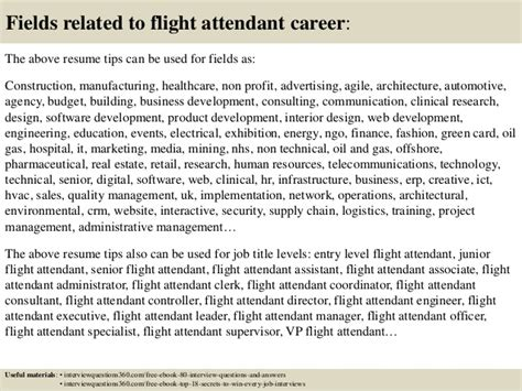 resume sles for flight attendant position top 12 flight attendant resume tips