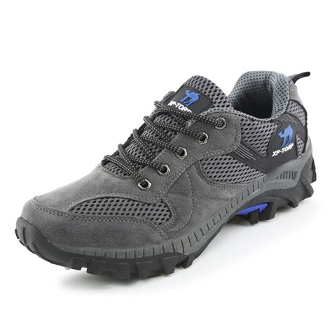 shoes for mountain climbing outdoor hiking shoes new 2015 breathable tenis mens