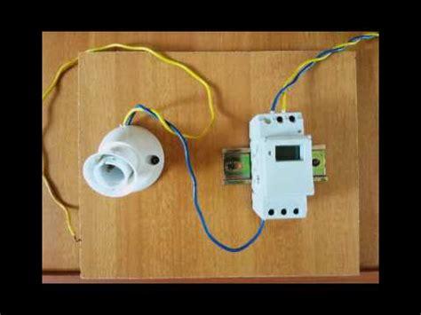 kiran kasd digital timer installation youtube