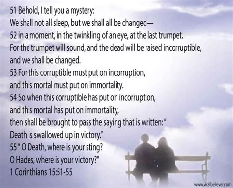Bible Verses Comforting Loved One by 10 Comforting Bible Verses About And The Afterlife