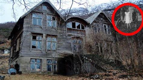 abandoned haunted house exploring haunted abandoned house goes wrong attacked youtube