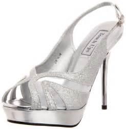 Cute cheap silver high heel platform pump shoes for women 2013