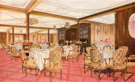 dining on the titanic titanic facts discover facts about the titanic titanic