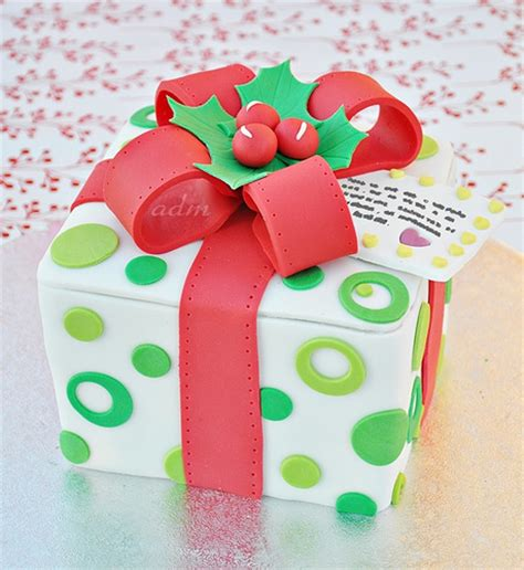 christmas gift box cake 1 fancy parties web facebook