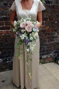 Posy Vase Modern Vintage Inspired Bouquets For Brides Who Want More