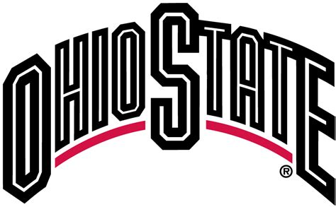 Ohio State Logo Outline by Ohio State Clip Cliparts Co