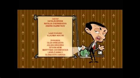 bean  animated series  credits  youtube