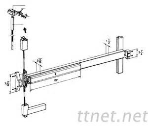 door panic bar ps door wiring diagram free