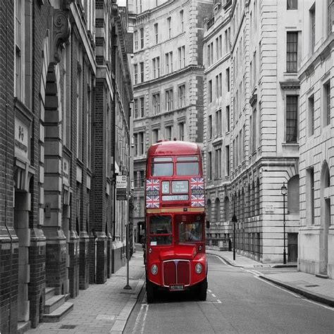 black and white london wallpaper for walls rainbow london red bus wallpaper mural photo giant wall decor