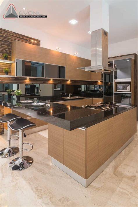 gambar inspirasi desain dapur modern arsitag