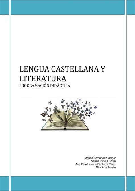 lengua castellana y literatura 8468015776 lengua castellana y literatura 1