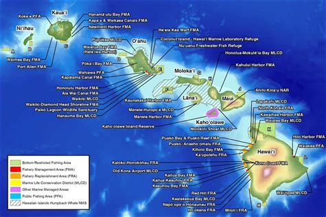 map of hawaii islands modal title