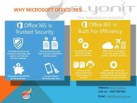 Office 365 Benefits The Benefits Of Microsoft Office 365