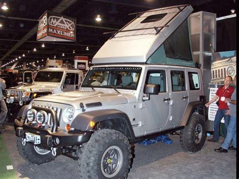 jeep pop up tent custom jeep wrangler