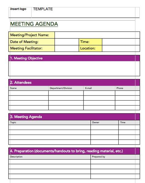 5 Best Meeting Minutes Templates Templates Vip Best Meeting Notes Template