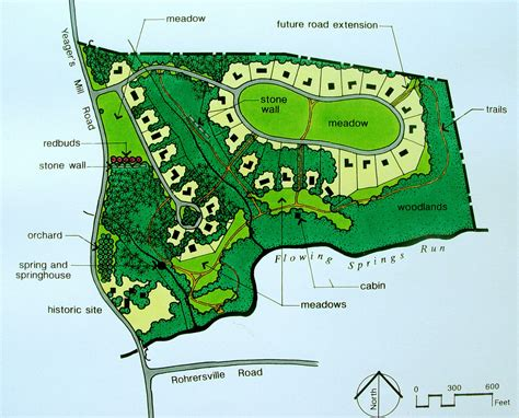 Draw A Plan landchoices opportunities for landowners to preserve
