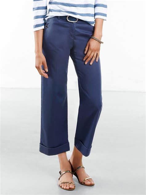 Uniforme Blue Culotte M brax feel culottes blue