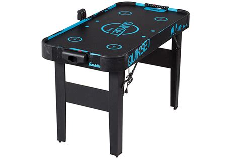franklin air hockey table top 10 best air hockey tables of 2017 reviews pei magazine