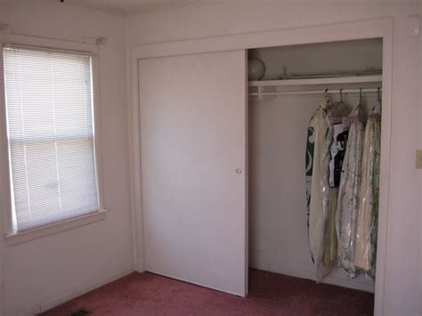 Install Closet Door How To Install Sliding Closet Doors Wood Buzzard