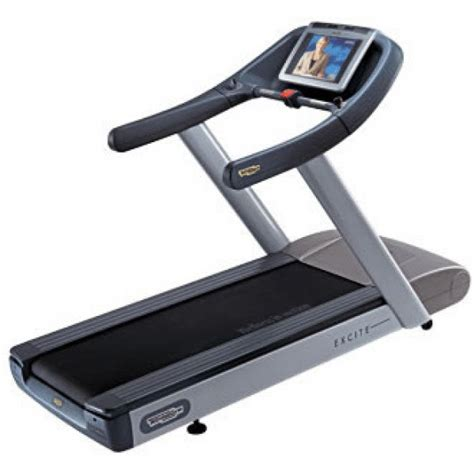 tappeto technogym technogym excite run 700 treadmill remanufactured
