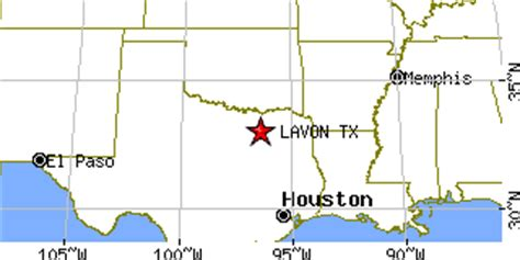 lavon texas map lavon texas tx population data races housing economy