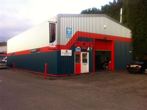 premier autos in cannock approved garages