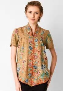 Dress Batik Modern » Home Design 2017