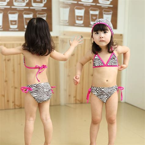 tide waves dotted swimsuit swimming cap
