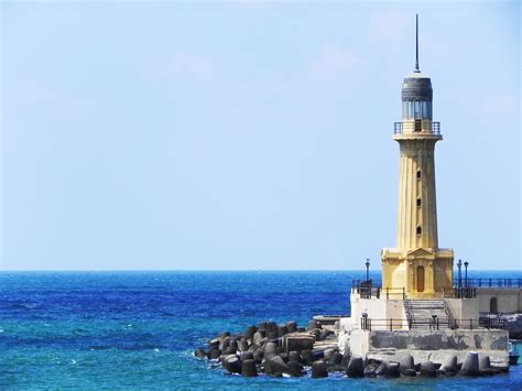 houses of light the lighthouse of alexandria thinglink