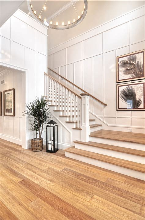 foyer wainscoting design ideas family home with coastal transitional interiors home