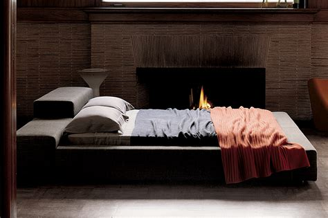 DesignApplause   Extra wall bed. Piero lissoni.