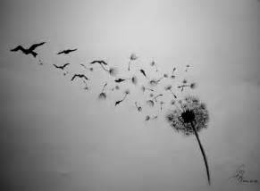 Dandelion Flower Symbolism - letting go 171 mindful words 171 carla wainwright yoga