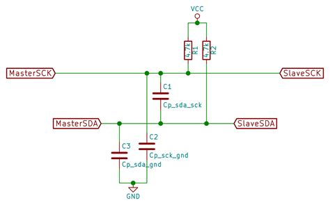 series resistors i2c what could go wrong i2c edition hackaday