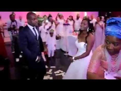 Best Nigerian wedding entrance dance   YouTube