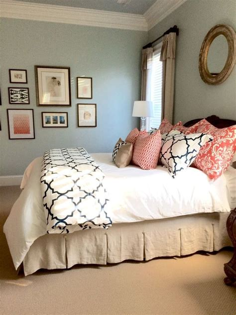 coral and light blue bedroom 25 master bedroom color ideas for your home blue