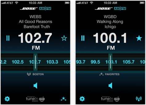 best fm radio apps bose am fm app the best radio app out there