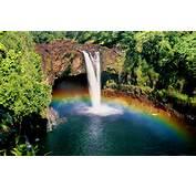 Rainbow Falls Hawaii Car Tuning
