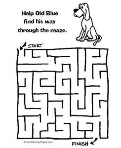 Printable maze for kids printable maze for kids maze craze printable