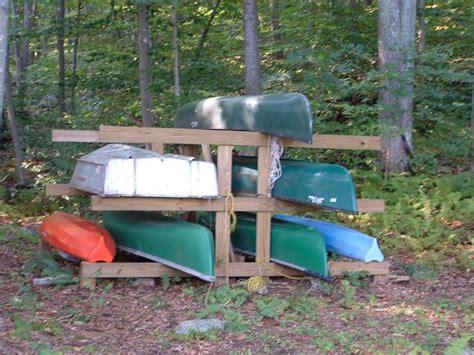 small boat rack boat ideas