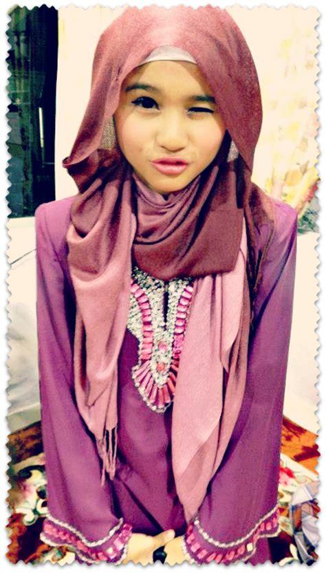 tutorial berhijab trendi berhijab trendi style hijab kece o