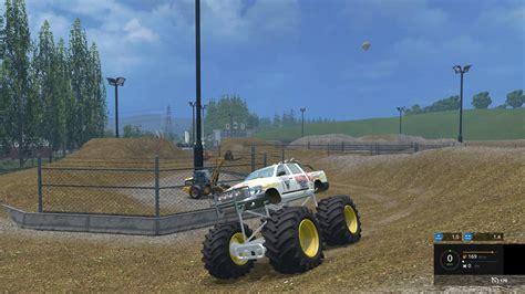 monster truck races 2015 monster truck jam v2 0 for ls15 farming simulator 2015