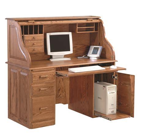 Roll Top Desks For Computers Roll Top Computer Desk