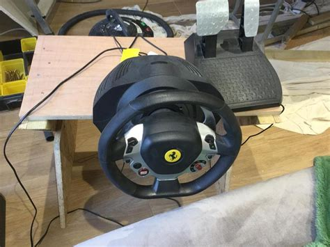 xbox one pc steering wheel thrustmaster tx feedback