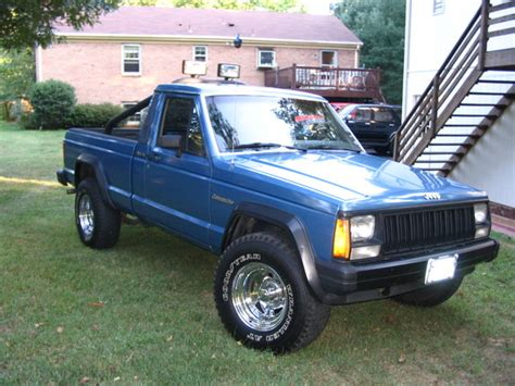 thoughts on jeep comanche jftimbo s 1989 jeep comanche regular cab in forest va