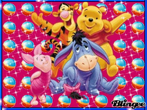 imagenes que se mueven de winnie pooh winnie the pooh fotograf 237 a 124087982 blingee com