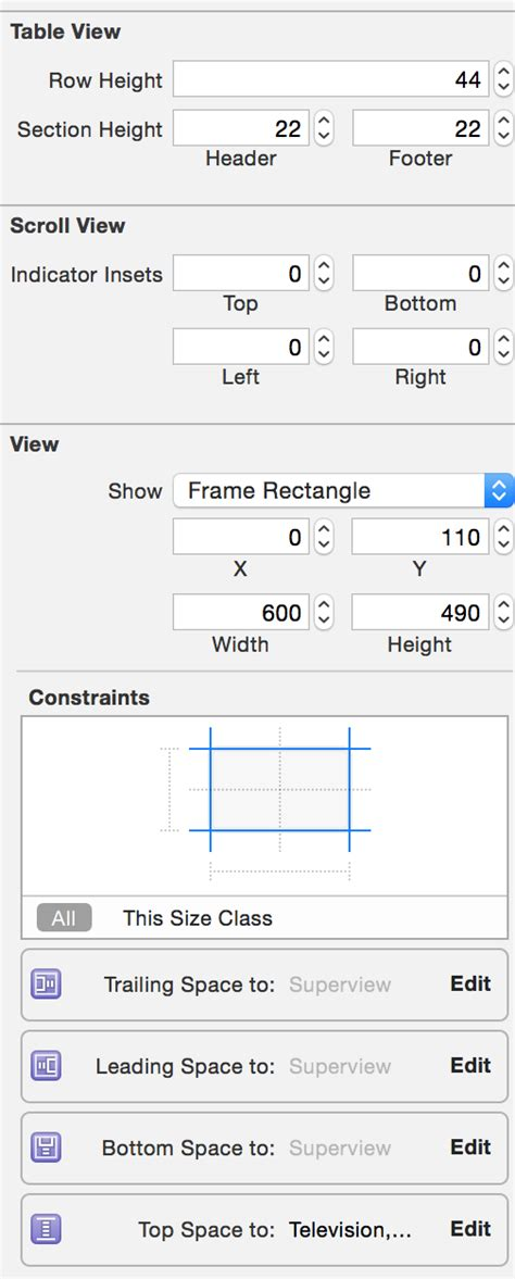 uitableview layout update objective c ios8 uitableview with autolayout has a blank