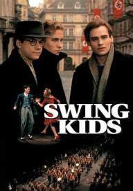 frank whaley swing kids swing kids by thomas carter robert sean leonard
